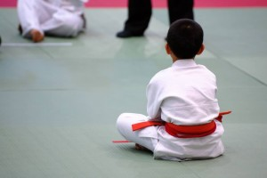 martial arts boosts your focus