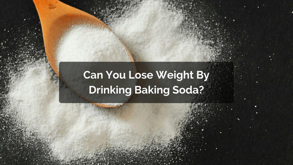 can drinking baking soda help with weight loss