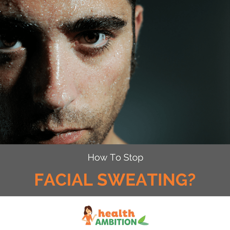 Cure For Facial Sweating