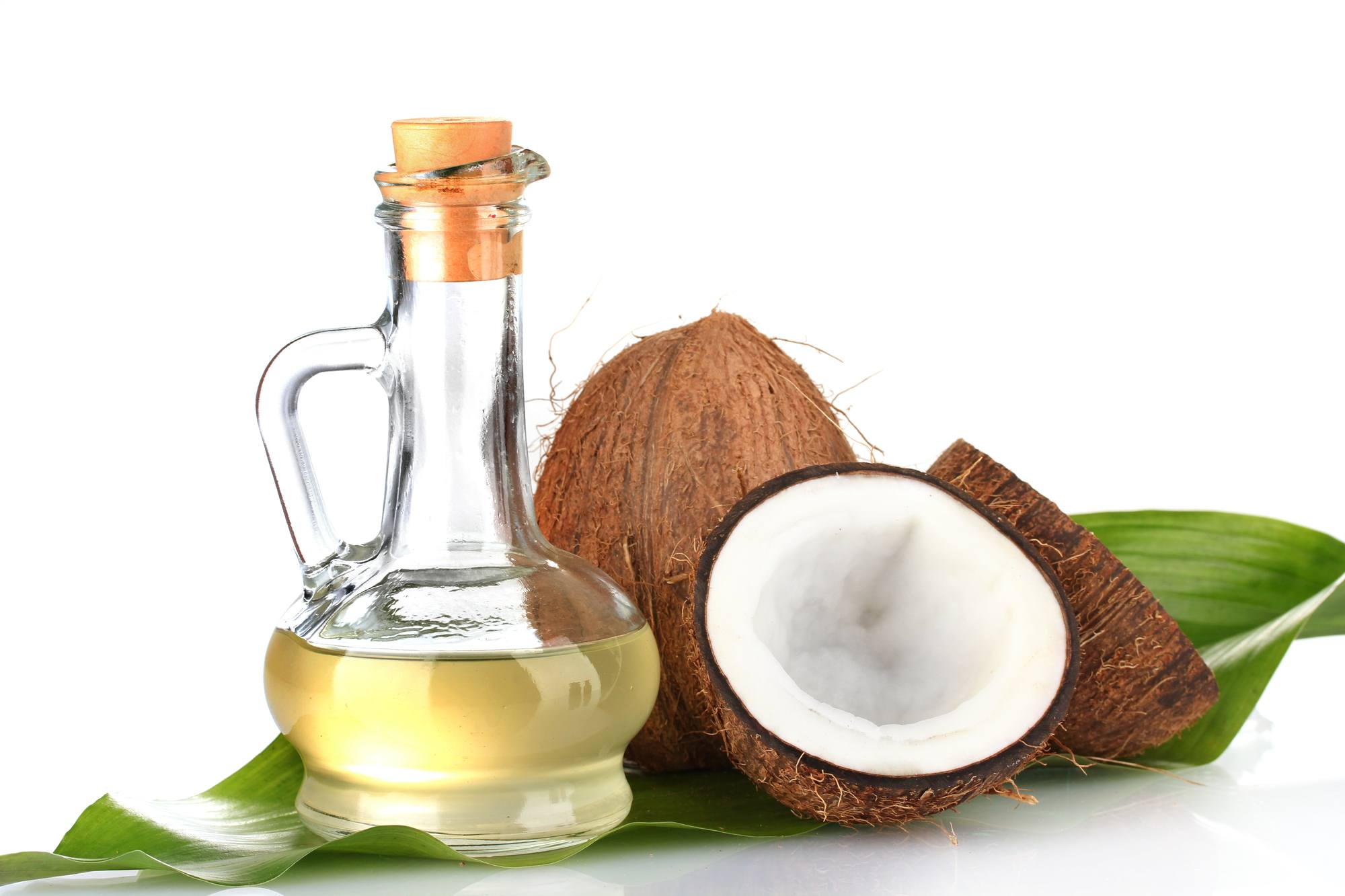 What is cocnut oil