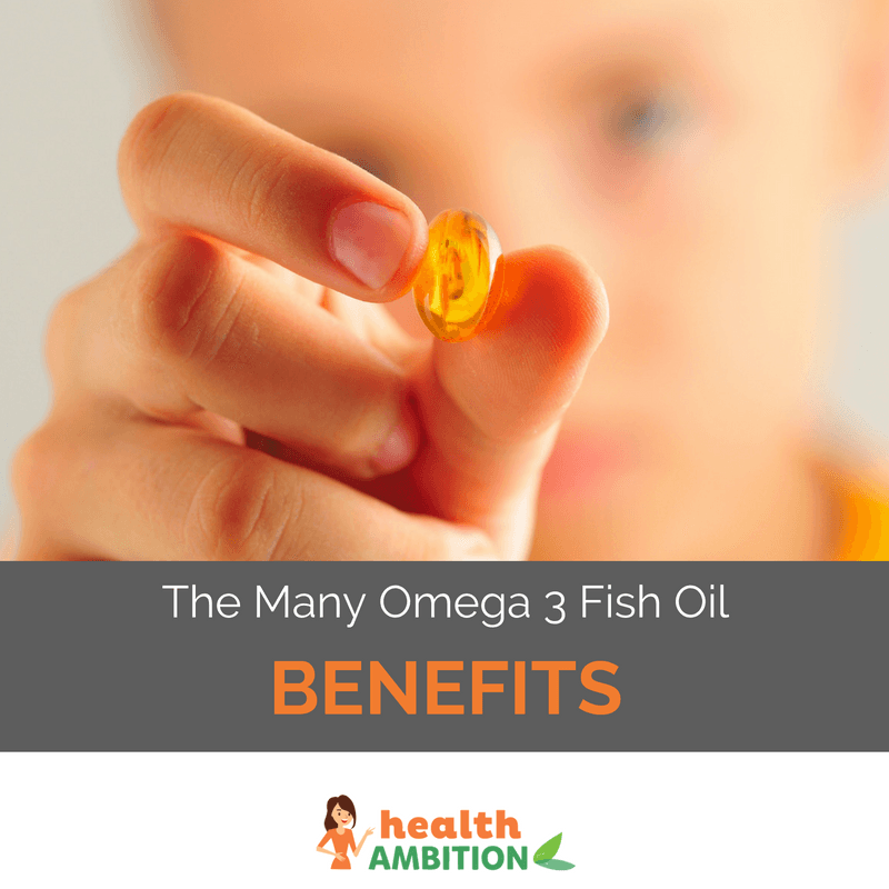 fish oil health benefits