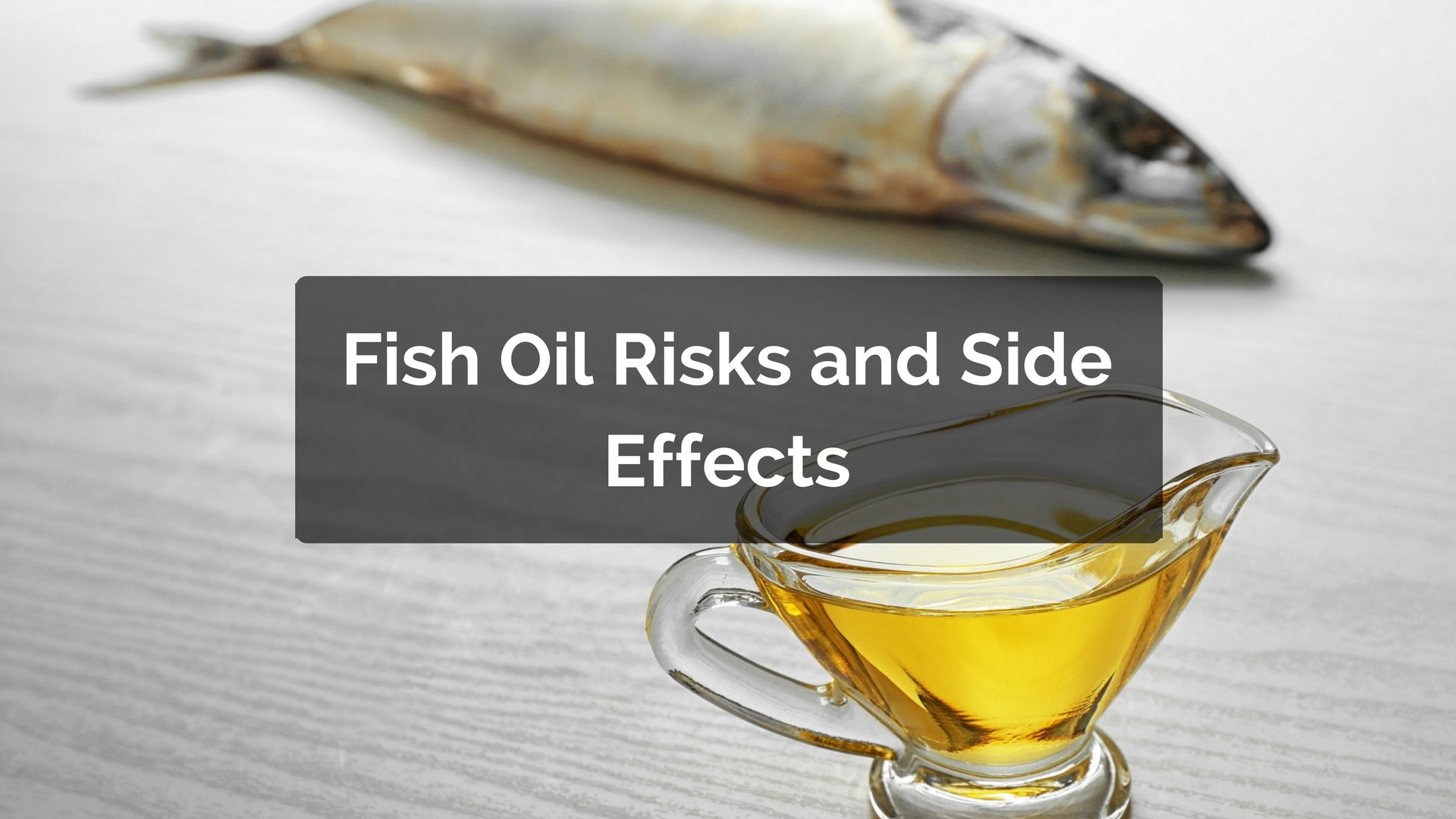 Are there any fish oil side effects for Does fish oil help your hair grow
