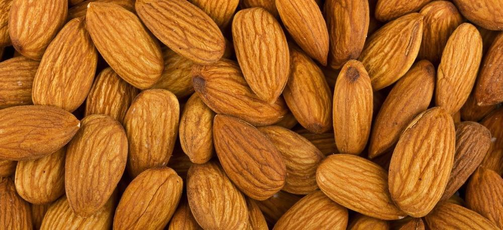 Dozens of almonds.