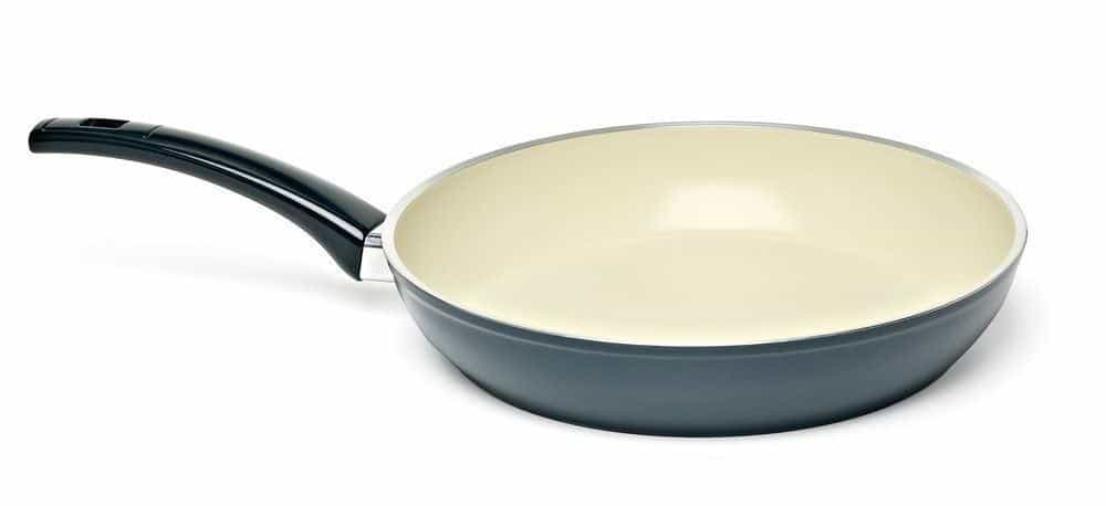 Image of a ceramic pan.