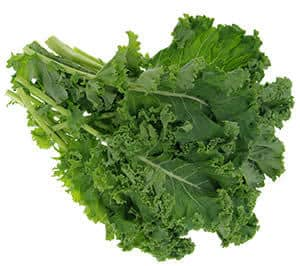 A leafy vegetable.