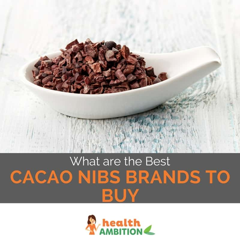 """Caca nibs with the title """"What are the Best Cacao Nibs Brands To Buy"""""""