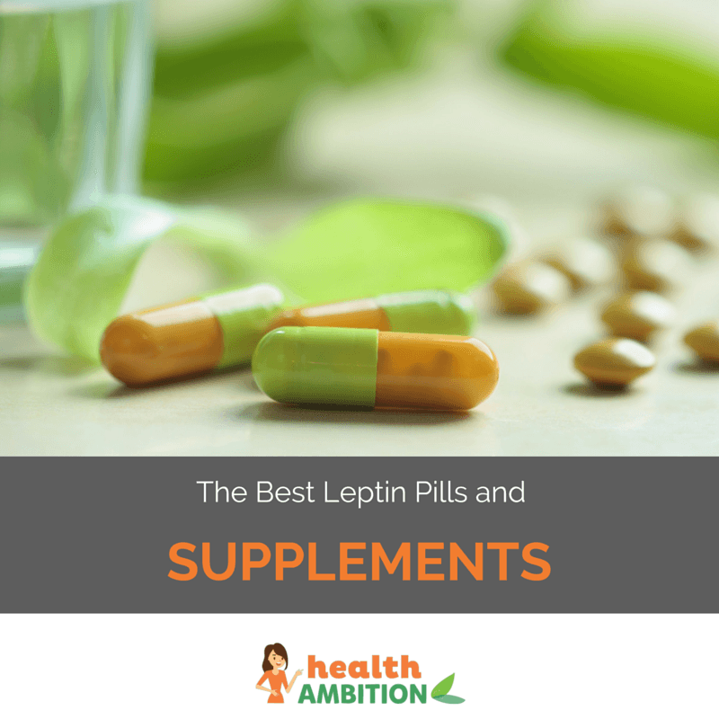 """Leptin supplements with the title """"The Best Leptin Supplements and Pills"""""""