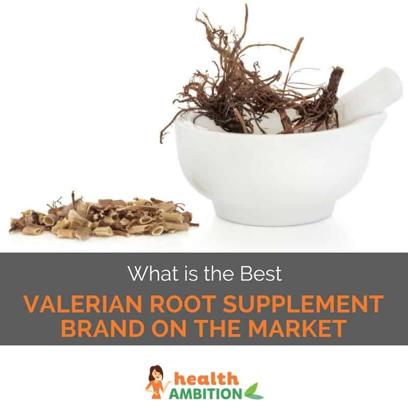 "Valerian root with the title ""What is the Best Valerian Root Supplement Brand on the Market """