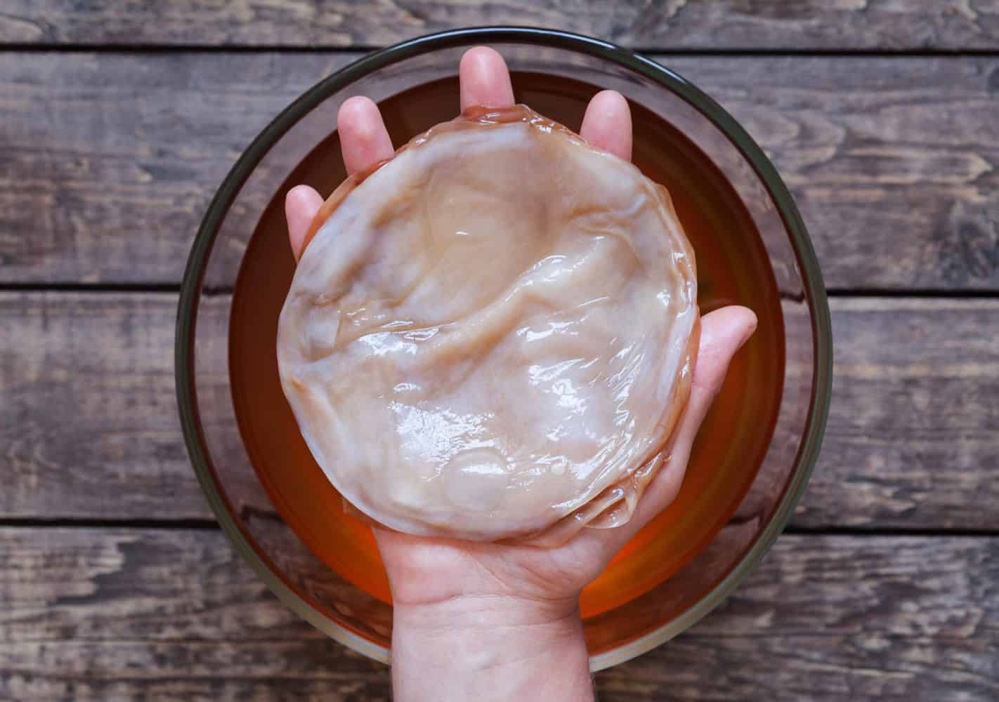 Scoby.