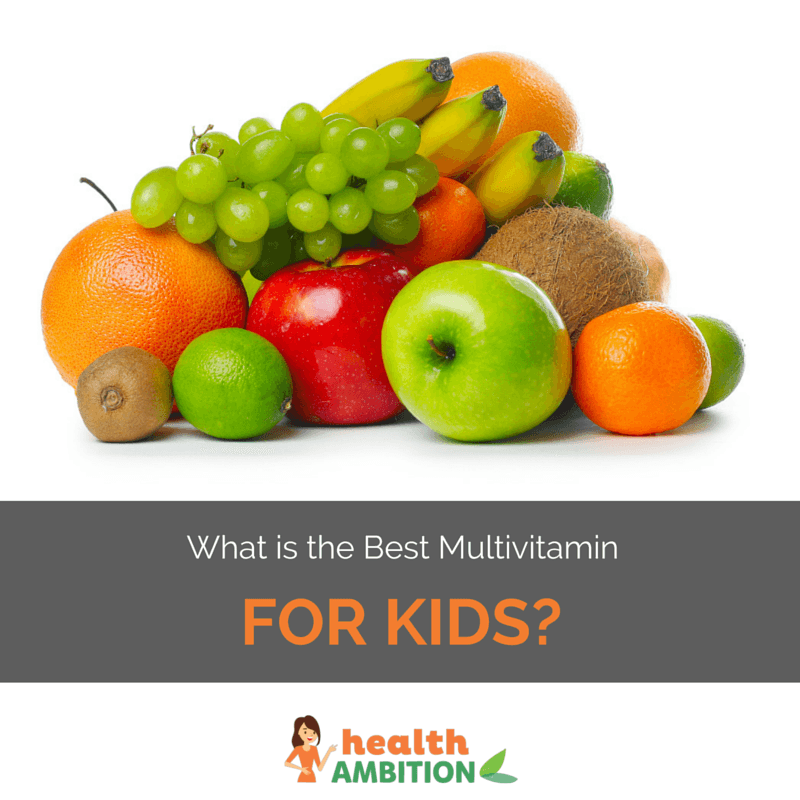 What Is The Best Multivitamin For Kids Health Ambition