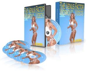 The Venus Factor DVD box set